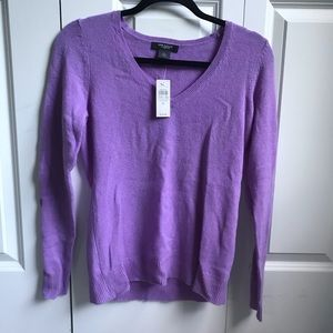 NWT Ann Taylor Cashmere Sweater
